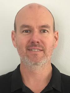 Rob Huntley, Membership Coordinator